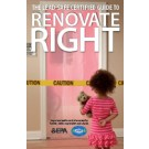 Renovate Right Brochure New Version  Size: (5.5x8.5) Full Color $1.60 each